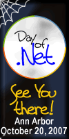 Day of .Net May 5, 2007 - See You there!